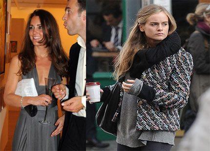 Kan Cressida bli lika stilsäker som Kate?