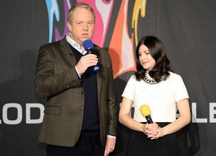 Här är Melodifestivalens nya programledare