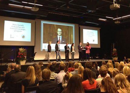 Prins Daniel på besök i Göteborg