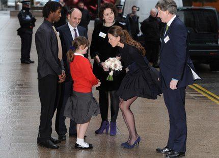 Fixa din makeup som Kate Middleton