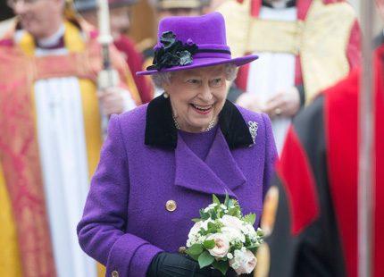 Drottning Elizabeth har lämnat sjukhuset