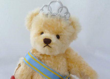 Kungliga barnbloggen om en speciell nallebjörn