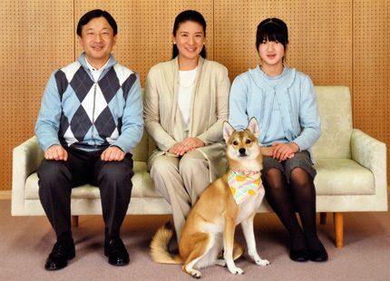 Nya bilder på japanska kronprinsfamiljen nu när Masako fyller 50