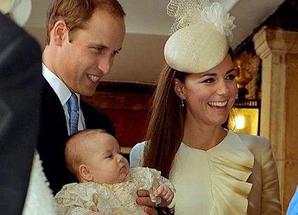 Prins George ska resa ut på sin första utlandsresa