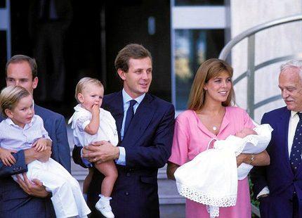 Caroline har nu två barnbarn - vi minns när hon blev mamma