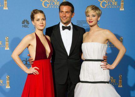 Lite detaljer från Golden Globe-galan