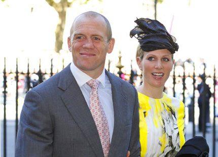 Zara Phillips har fått en dotter!