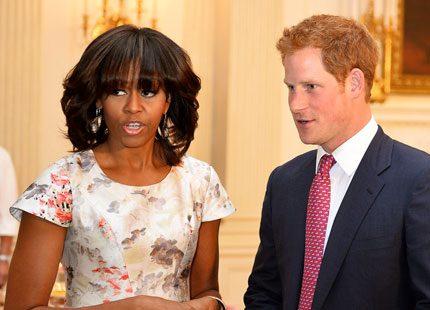 Vad ger man en kunglighet på besök? Här är brittiska hovets