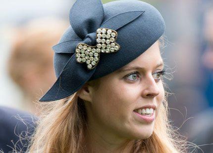Prinsessan Beatrice gör tv-karriär