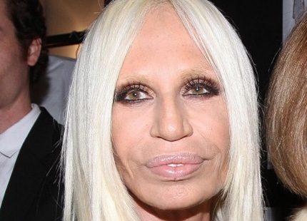 Vimmelprinsessan om Donatella Versace