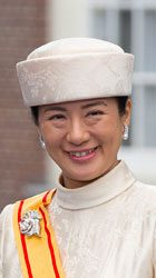 Kronprinsessan Masako har börjat jobba igen!