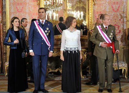 Vem ska rädda det spanska kungahuset?