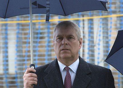 Mer om prins Andrew på Åsas Kungliga Europa