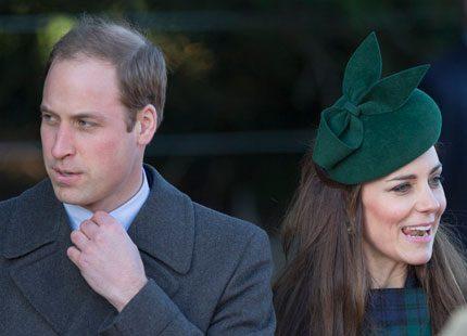 Prins William åkte på jaktresa med exflickvännen
