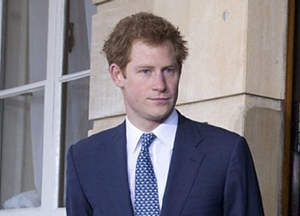 Prins Harry tar över representation från drottning Elizabeth