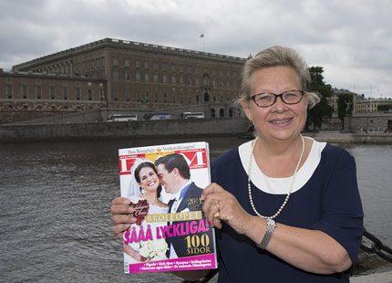 Svensk Damtidnings chefredaktör om prinsessan Diana