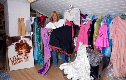 Lill-Babs garderobsstädning