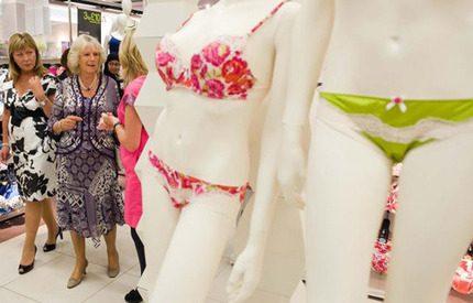 125 år av billig shopping firades kungligt