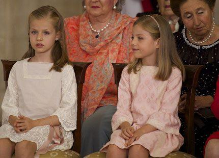 Nu blir livet annorlunda för kronprinsessan Leonor