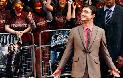 Harry Potter som prins Harry?