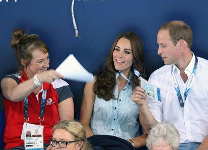 Kate kopierar sin svärmor Diana