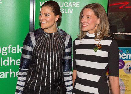 Kungliga Modebloggen om Victorias jacka
