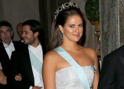 2ca593c0a646 Nobelcomeback för prinsessan Madeleine | Svensk Damtidning