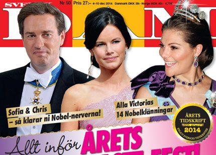 Svenskar inte lampade att dela ut nobelpris