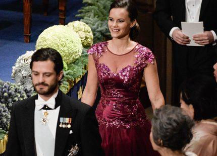 Drottning Sofia tog med svägerskan på avslutningen