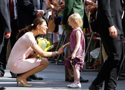 Escada tycks onekligen ha blivit en favorit i kronprinsessans garderob. Det  började på Polarpriset 5b17f5d0d3f38