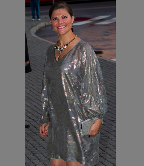 Tjusigt Madeleine! | Kungliga modebloggen