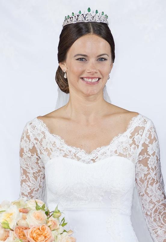 339942694de6 Sofias brudklänning | Kungliga modebloggen