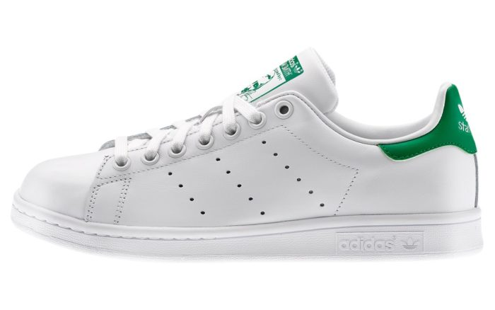 Stan Smith sneakers.