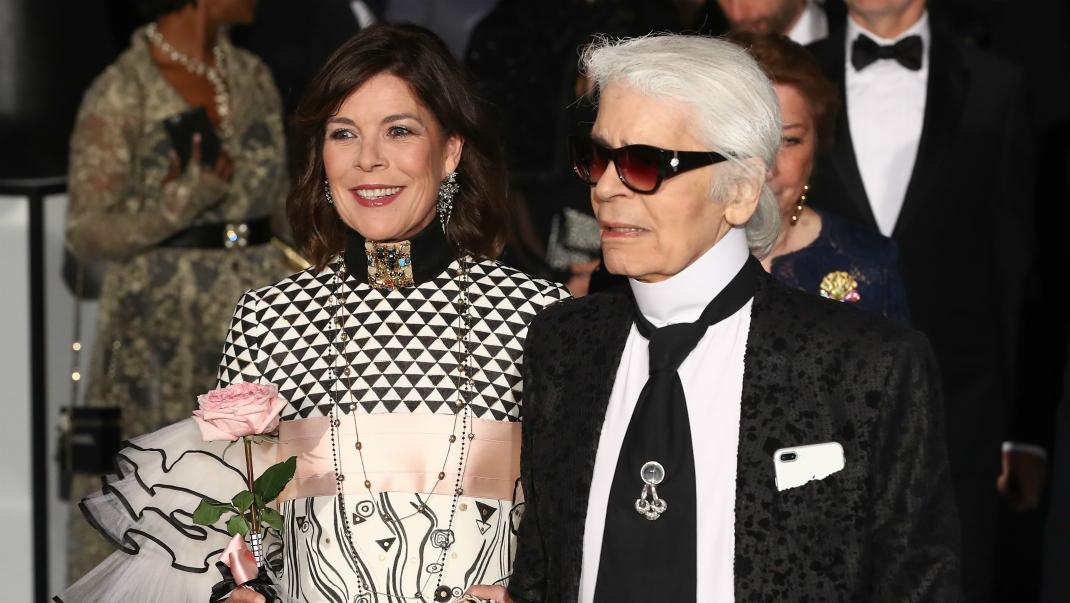 Caroline i Chanel
