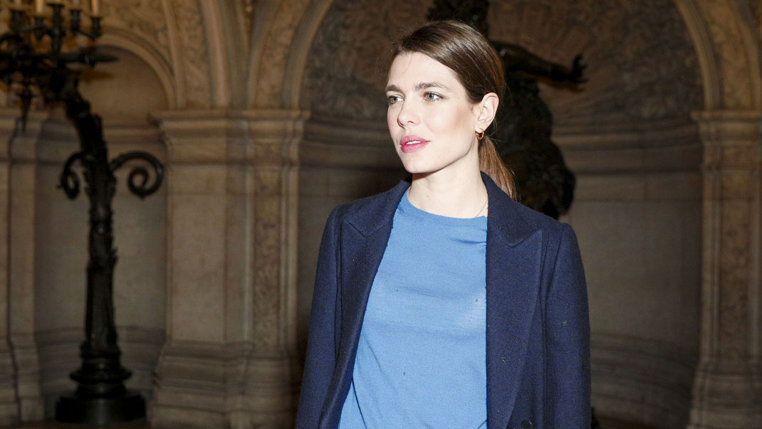 Charlotte Casiraghi valde Stella McCartney