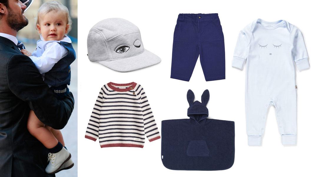 Livly, Kenzo och Ralph Lauren - ge ditt barn kunglig stil