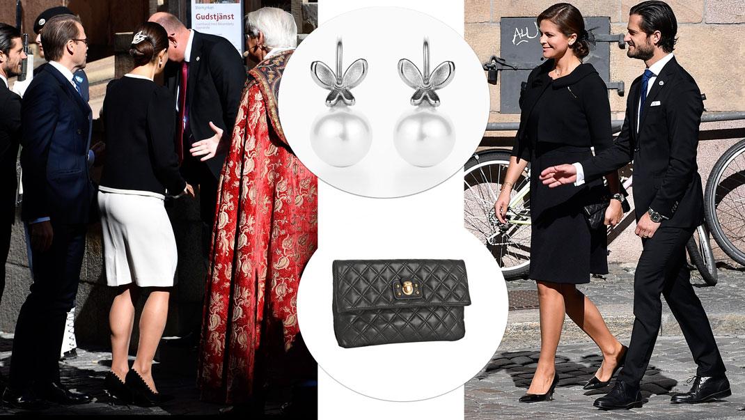 Marc Jacobs, Kreuger och Tabitha Simmons - prinsessornas accessoarer