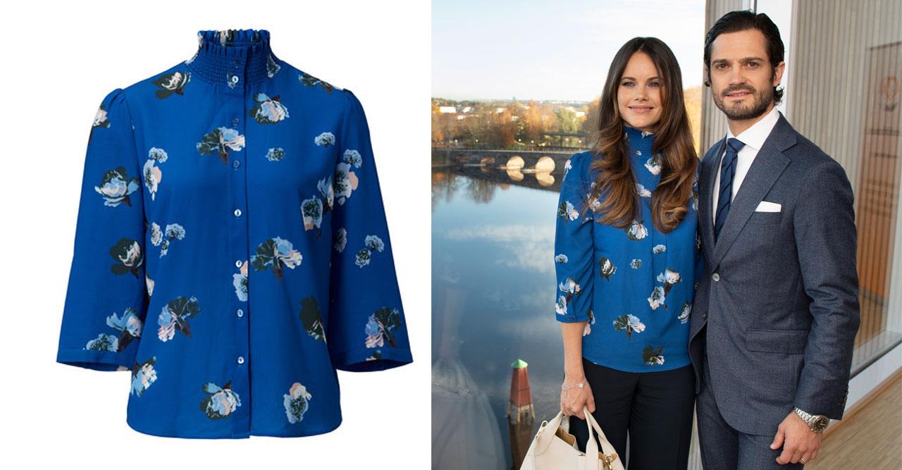 Här kan du köpa prinsessan Sofias fina blus!