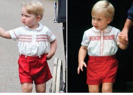 Georges dopkläder