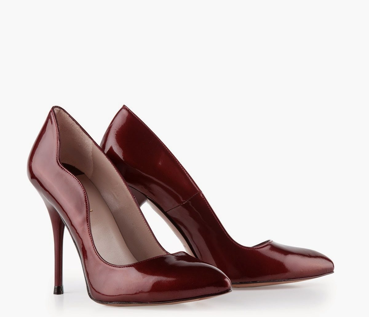 Letizias röda skor