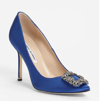 Silvia i likadana skor som Sofia
