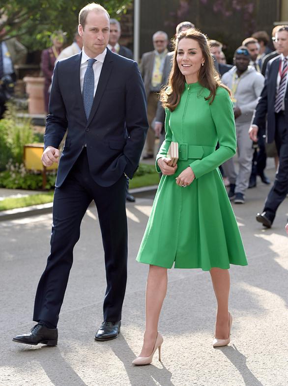Kates gröna kappa