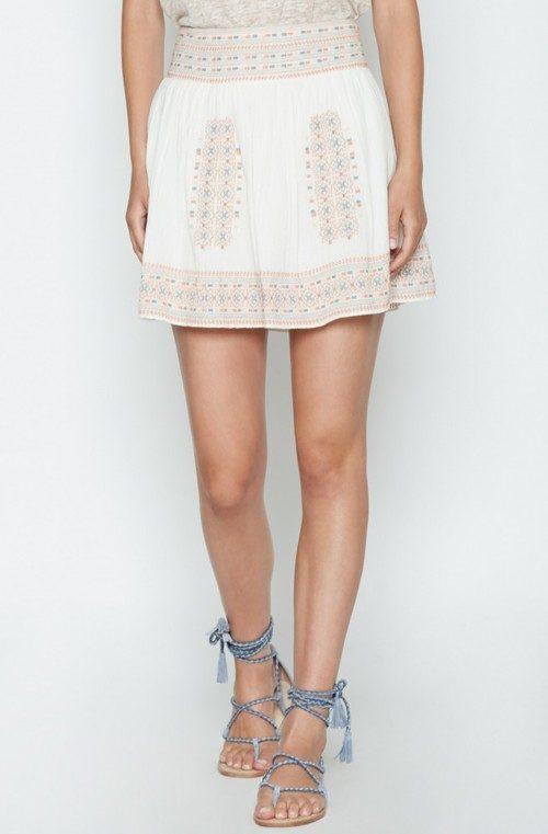 Madeleines topp och kjol