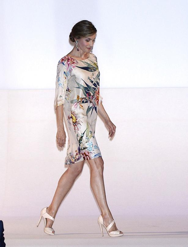 Letizias klänning