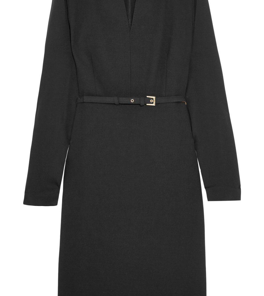 Sofias svarta klänning