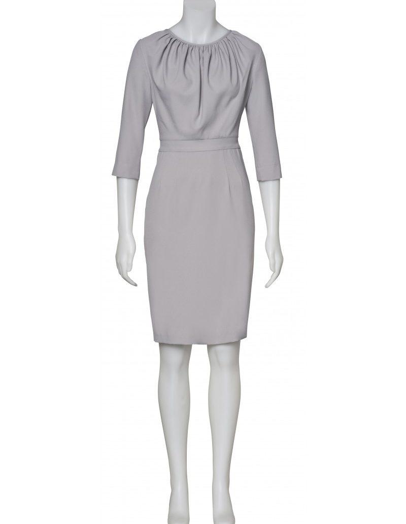 Marys grå klänning
