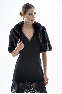 Letizias svarta klänning