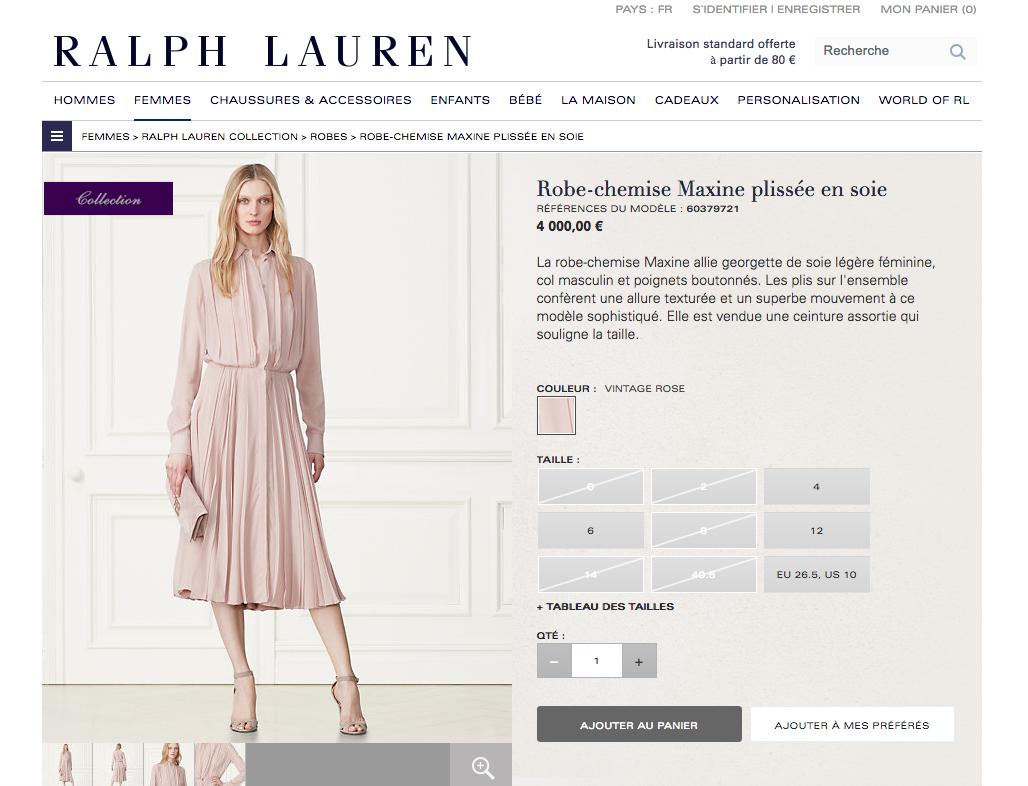 Så mycket kostar Victorias klänning