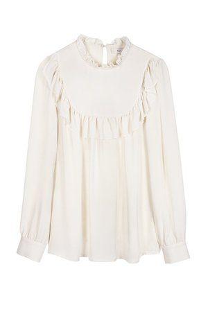 Victorias blus och kjol