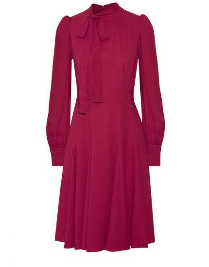 Sofias rosa dopklänning  873efad40f7f6